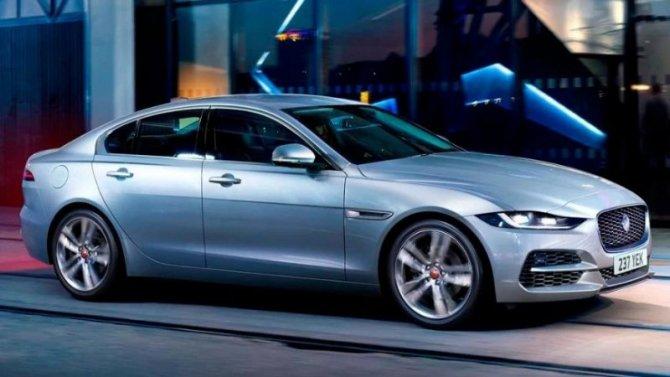 Обновлена техническая часть спорт-седана JaguarXE