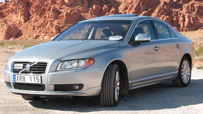 ВРоссии отзывают автомобили Volvo