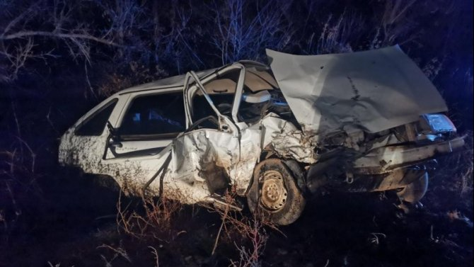 Молодой человек погиб в ДТП под Оренбургом