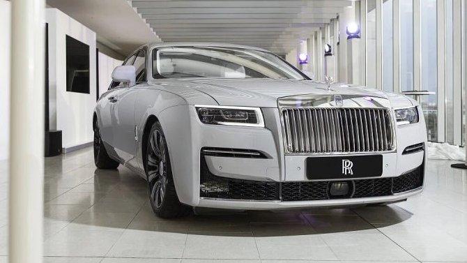 Обнародована российская стоимость нового Rolls-Royce Ghost