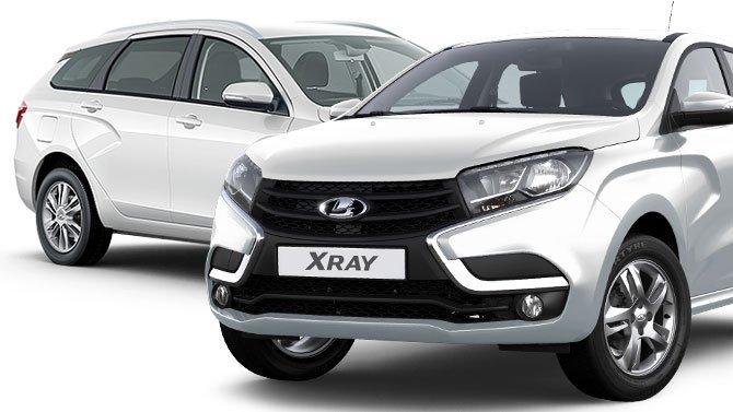 Стало известно про секретные опции Lada Vesta иXRAY