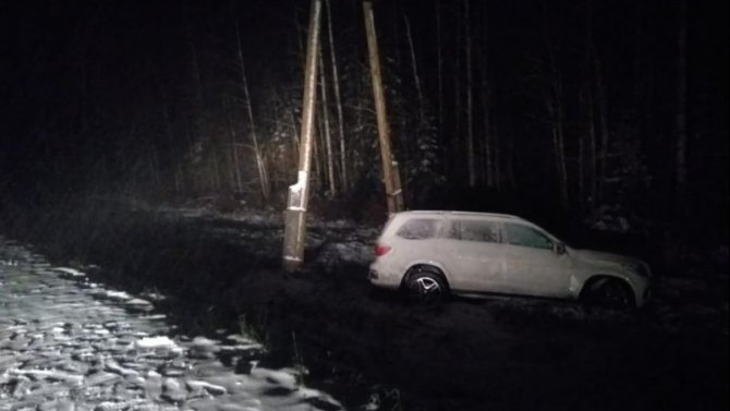 Два человека пострадали в ДТП в Карелии