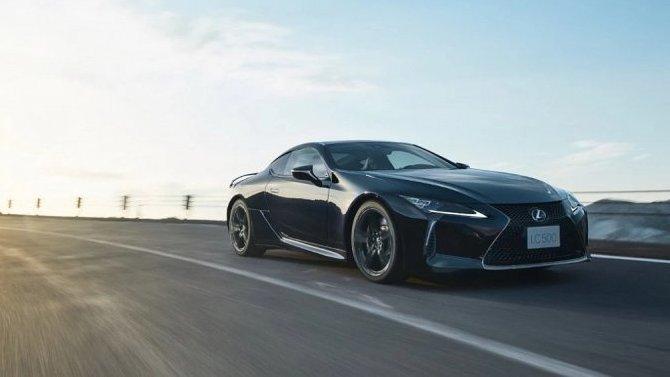 Lexus LC получил эксклюзивное исполнение