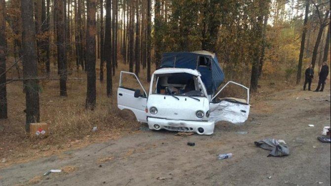 В ДТП с грузовиком в Тамбовской области погиб человек