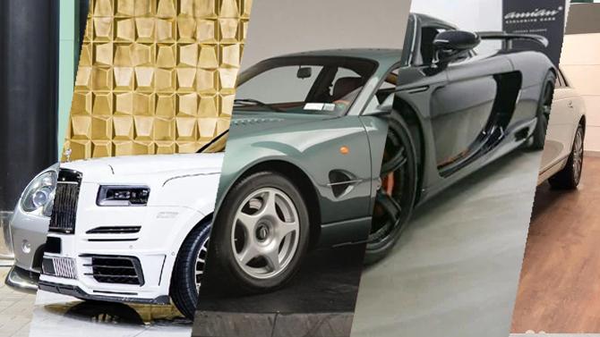 Топ-5 самых дорогих автомобилей, доступных нароссийских сайтах объявлений