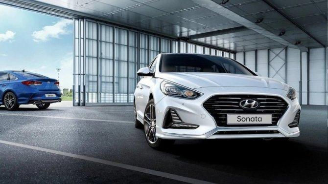 На «Автоторе» началась сборка Hyundai Sonata пополному циклу
