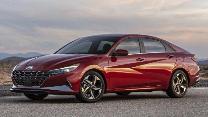 Выросли рублёвые цены наавтомобили Hyundai