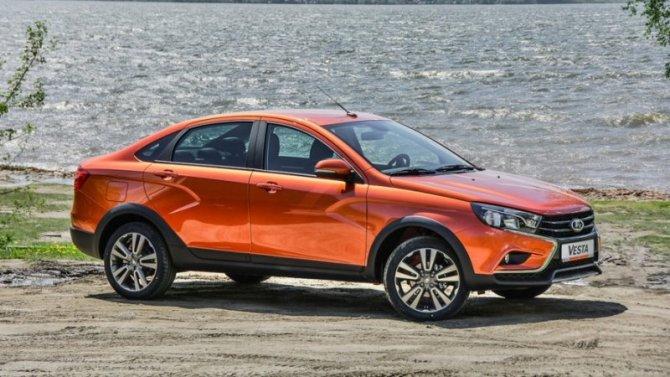 Удвух моделей Lada выявлена утечка горючего