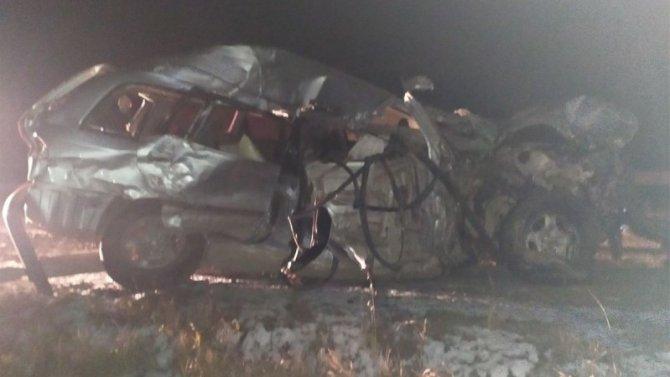 Два человека погибли в массовом ДТП в Рыбинском районе Красноярского края