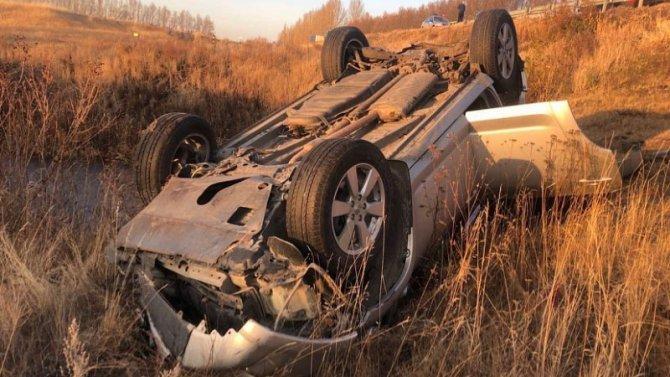 Пожилой мужчина погиб в ДТП в Петровском районе Саратовской области