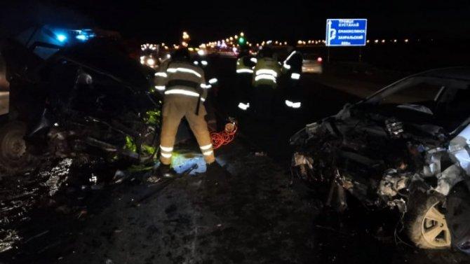 Водитель без прав погиб в ДТП в Челябинской области