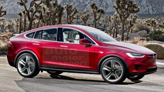 Скоро появится семиместный кроссовер Tesla Model Y