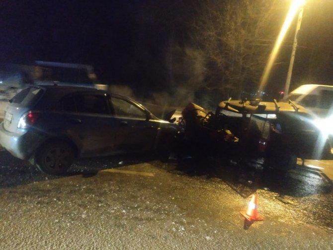 В ДТП в Ростове пострадали три человека (1)