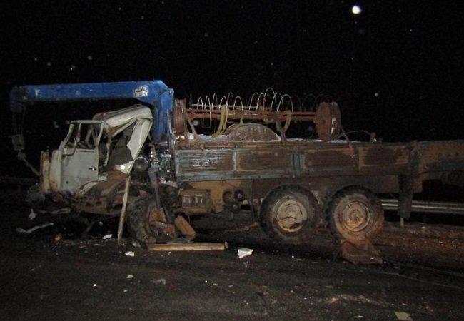 В Пермском крае в ДТП погибли два водителя (1)