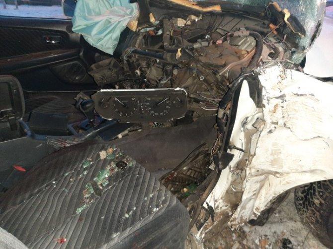 В Красноярске в ДТП по вине пьяного водителя без прав погибла девушка (1)