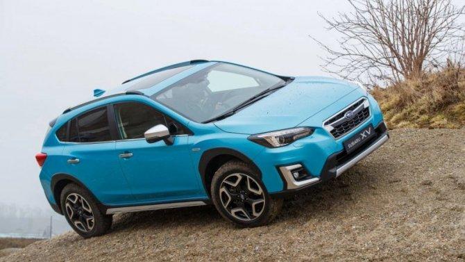 Что нового готовит Subaru для России?