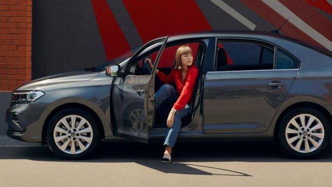 Субсидия на автомобили Volkswagen Polo