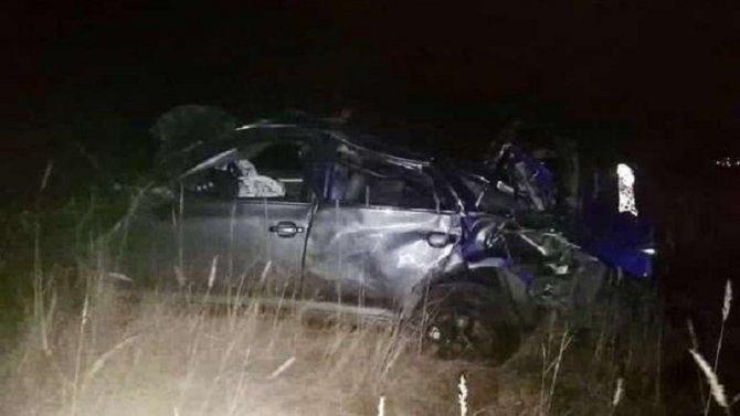В ДТП в Краснокамском районе Башкирии погиб человек