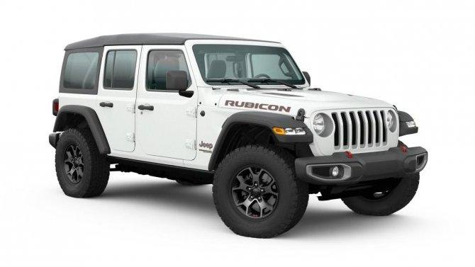 Фирма Jeep планирует стать самой «зеленой» вмире