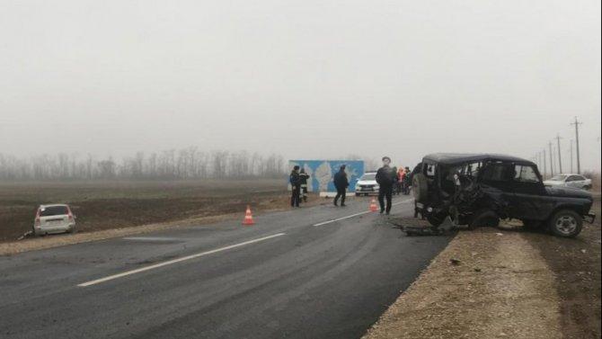 В Ставропольском крае по вине пьяного водителя в ДТП погиб человек
