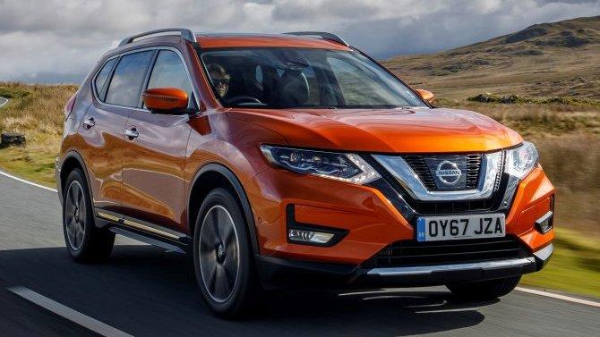 Российские продажи Nissan демонстрируют солидный рост