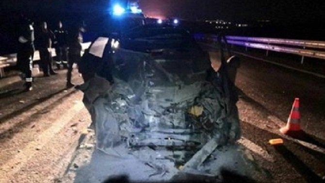 В ДТП на трассе «Таврида» в Крыму погибли три человека