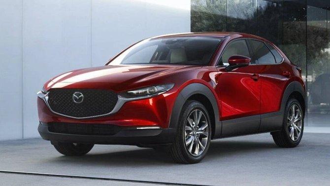 Mazda CX-30 точно появится вРоссии