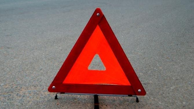 Женщина пострадала в ДТП под Сертолово