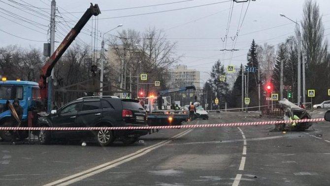24-летний водитель погиб в ДТП в Иркутске