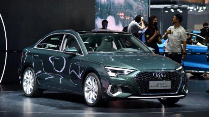 Гуанчжоу-2020: представлен седан Audi A3L