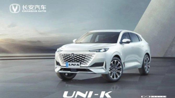ВГуанчжоу представлен кроссовер Changan UNI-K