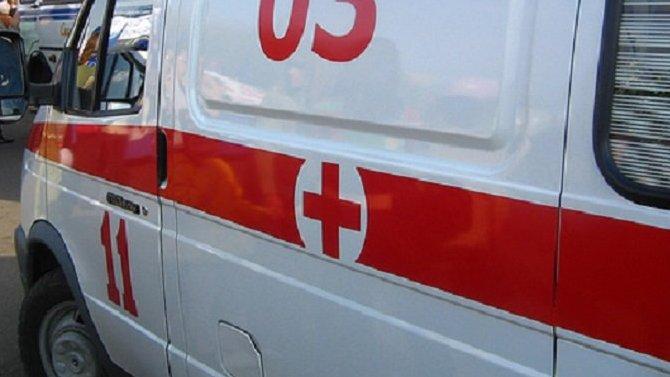 В Петрозаводске иномарка сбила 9-летнюю девочку