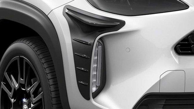 Toyota Yaris Cross неполучит «заряженную» версию