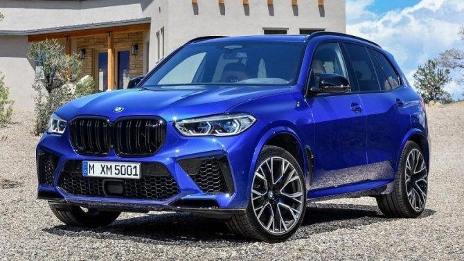 Укроссоверов BMW выявлены проблемы срулевым механизмом