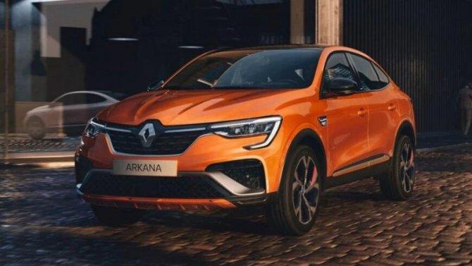 Представлен кроссовер Renault Megane Conquest