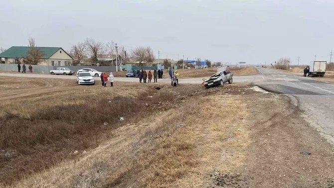 Два человека погибли в ДТП в Ровенском районе Саратовской области