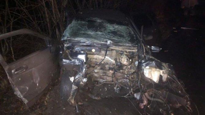 Два человека погибли в ДТП с грузовиком в Самарской области