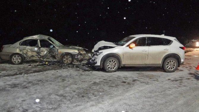 В ДТП в Сосновском районе Тамбовской области погиб человек