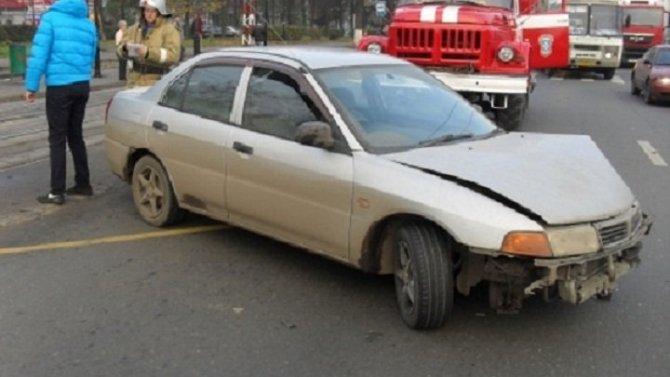 В ДТП в Нижнем Новгороде погиб водитель