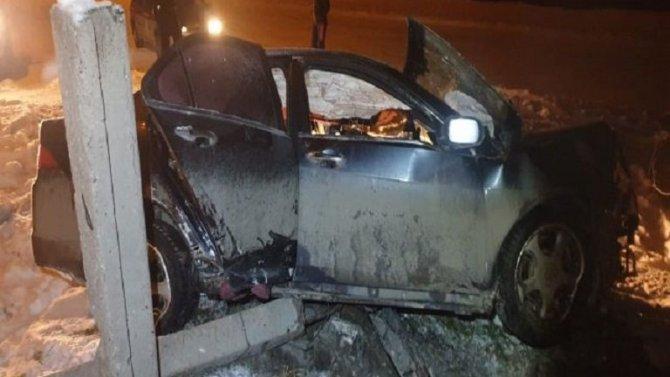 Женщина погибла в ДТП в Болотном Новосибирской области
