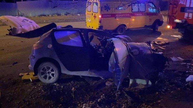 В Тюмени в ДТП с автобусом погиб человек