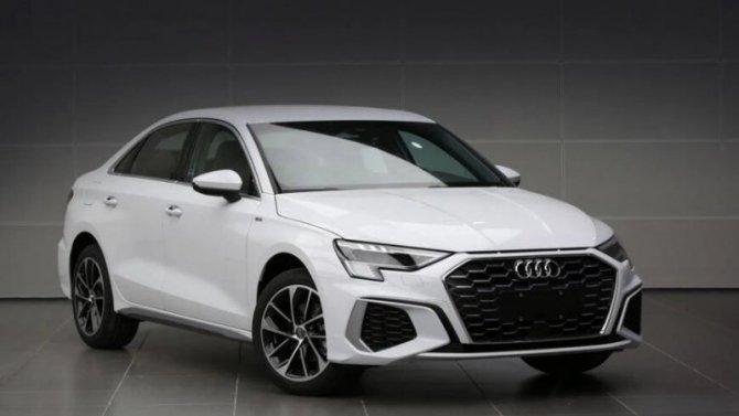 Новый Audi A3 «растянулся»