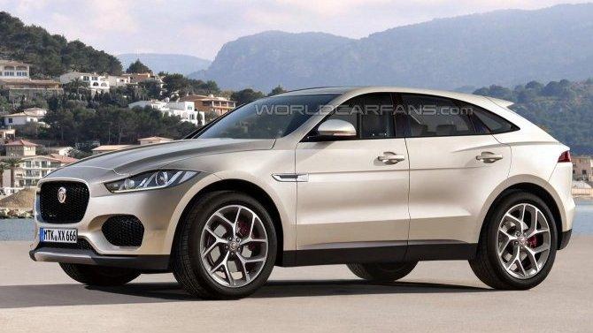 Выросли рублёвые цены надве модели Jaguar