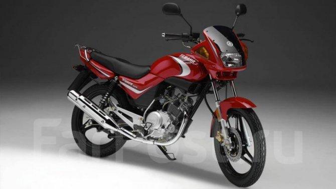 Умотоциклов Yamaha выявлены проблемы стормозами
