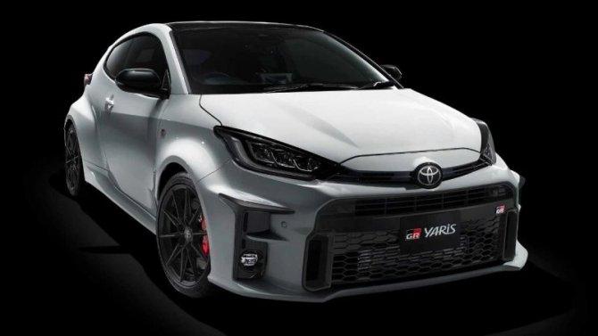 Хэтчбек ToyotaGR Yaris оказался мощнее, чем указано