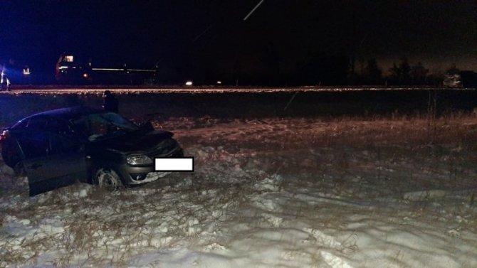 В Оренбурге в ДТП погиб водитель «Лады»