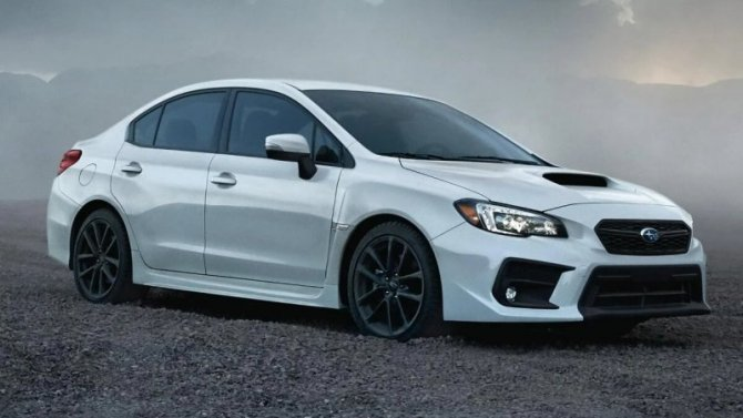 Что известно о новом Subaru WRX