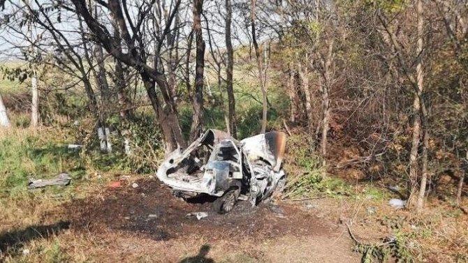 На Кубани в ДТП погиб водитель переделанного ВАЗа