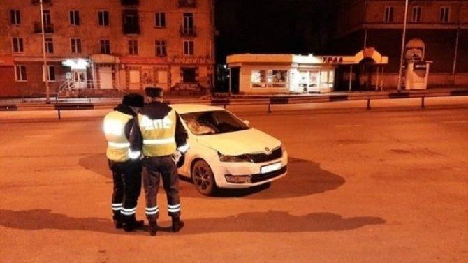 В Нижнем Тагиле пьяный подросток насмерть сбил пешехода