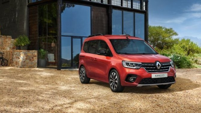 Представлен обновлённый Renault Kangoo